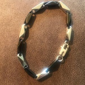 Other - Mens bracelet and necklace set